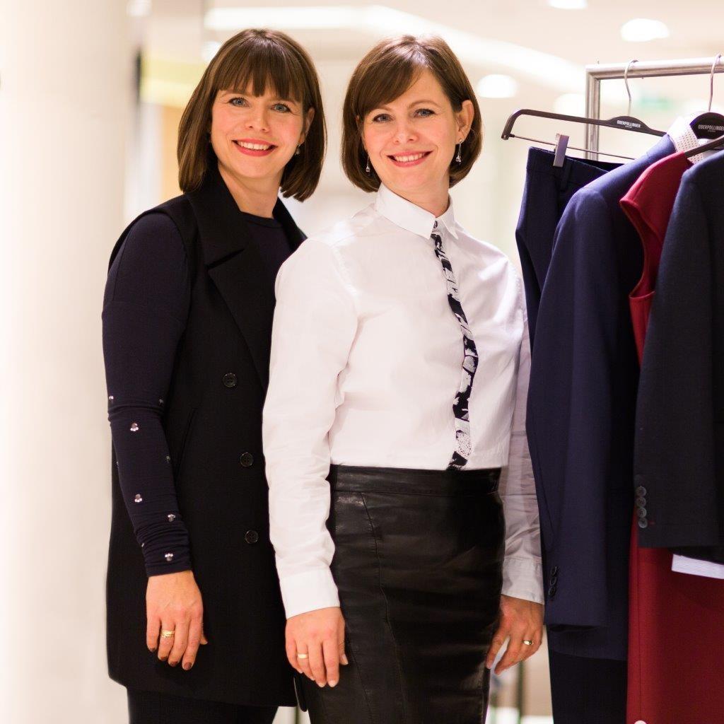 Nina und Lena Personal Shopper in München