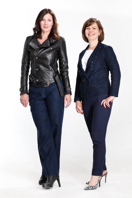 Cornelia und Stylist, Personal Shopping in München mit Style-advisor.de